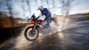 KTM 890 Adventure R Test