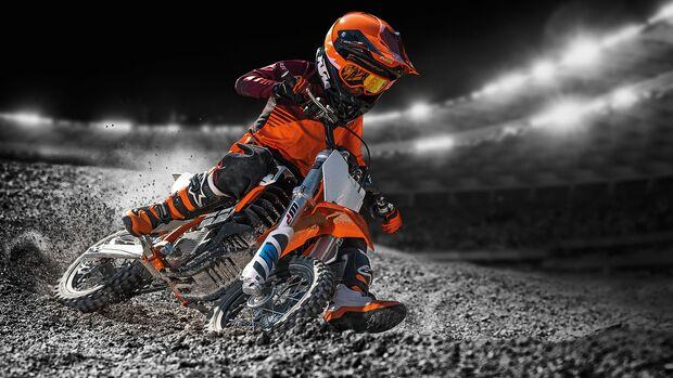KTM Crosser Modelljahr 2021