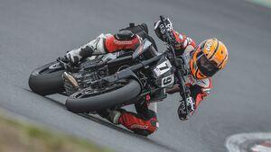 KTM Duke 890 Erlkönig