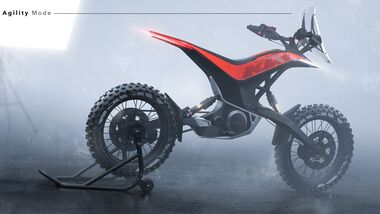 KTM EX-C Freeride von Julien Lecreux