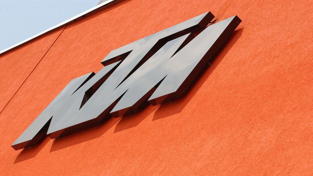 KTM Fabrik Mattighofen Logo