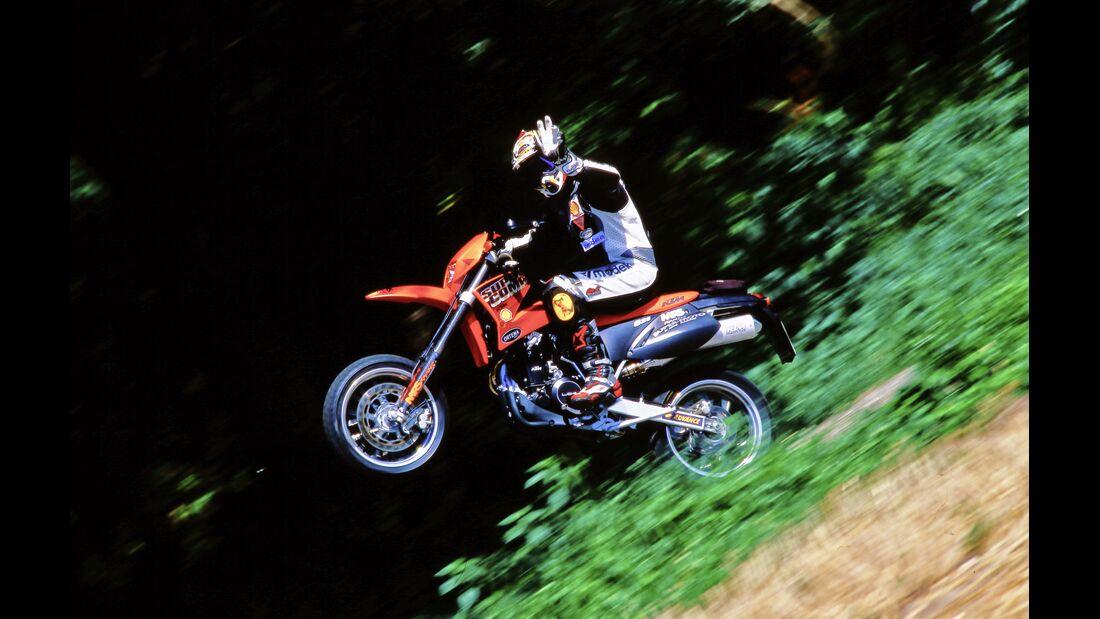 KTM LC4 Supermoto