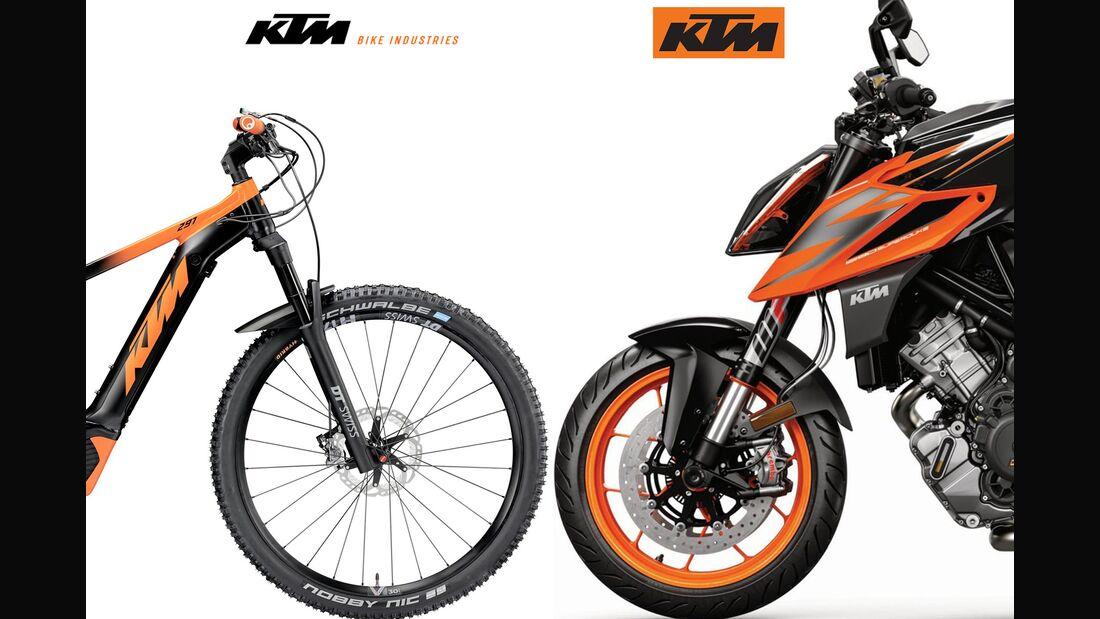 KTM Markenrechtsstreit