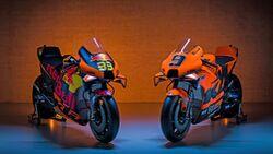 KTM MotoGP Präsentation 2021