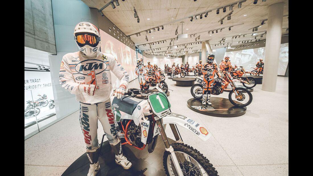 KTM Motohall