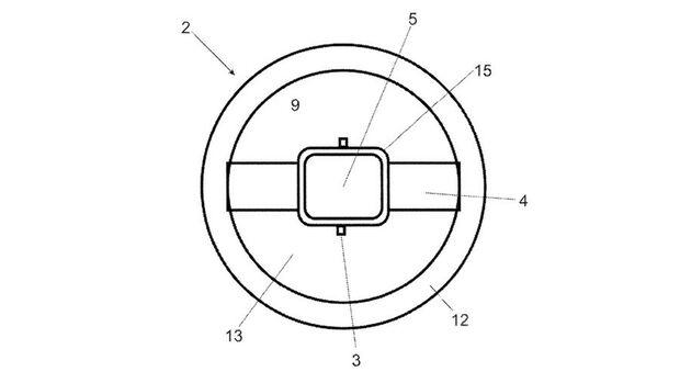 KTM Patente Frontradar 2021