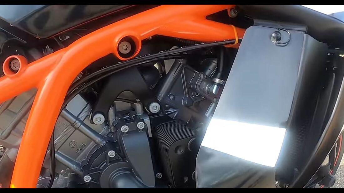 KTM RC 1290 Umbau