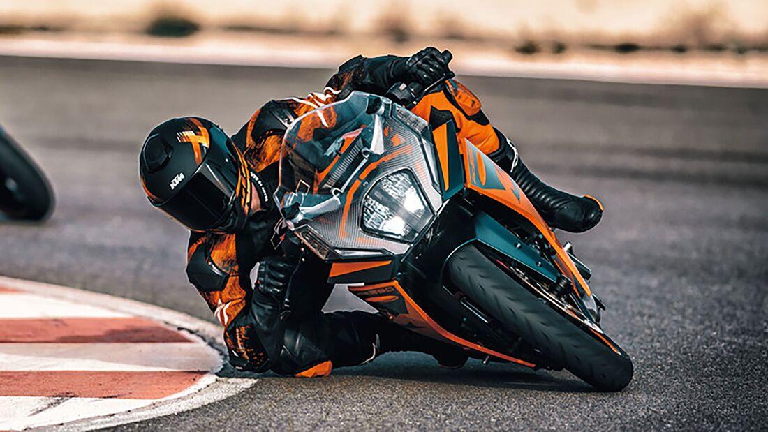 KTM RC 390 2021