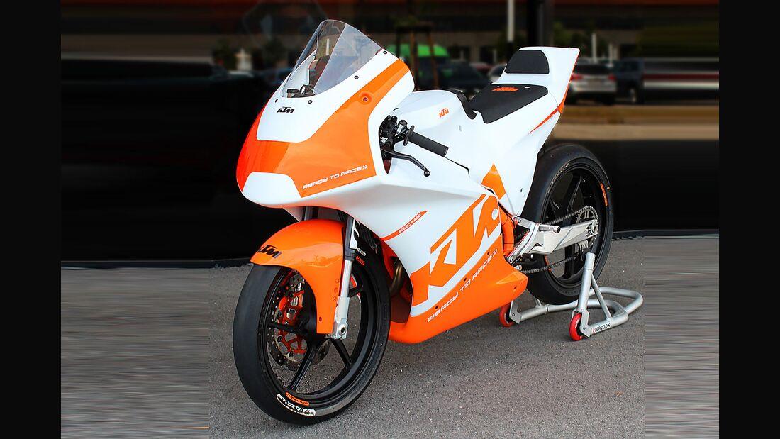 KTM RC4R Rennmotorrad