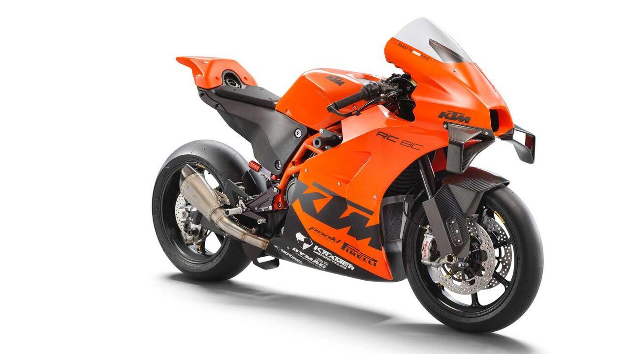 KTM RC8 C Nach fünf Minuten ausverkauft   MOTORRADonline.de