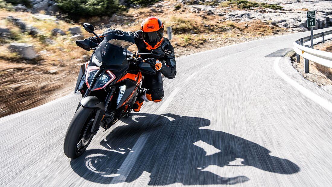 KTM Ride Experience 2021