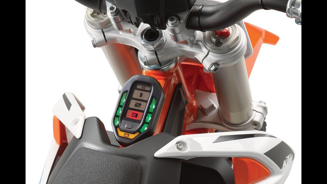KTM SX-E 5 Elektrocrosser