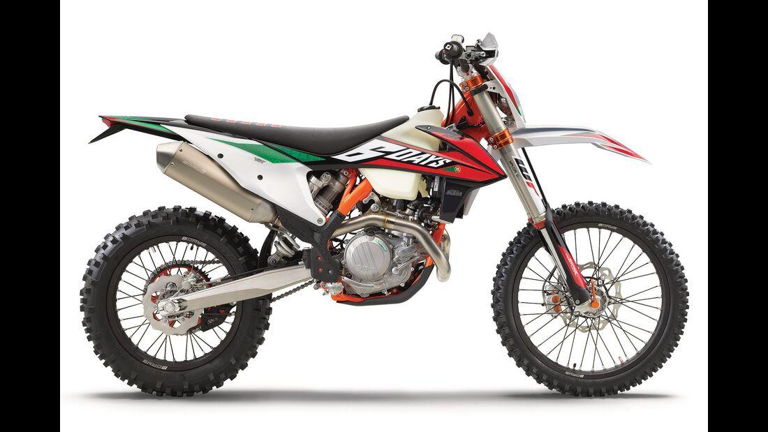 KTM Sportenduros 2020