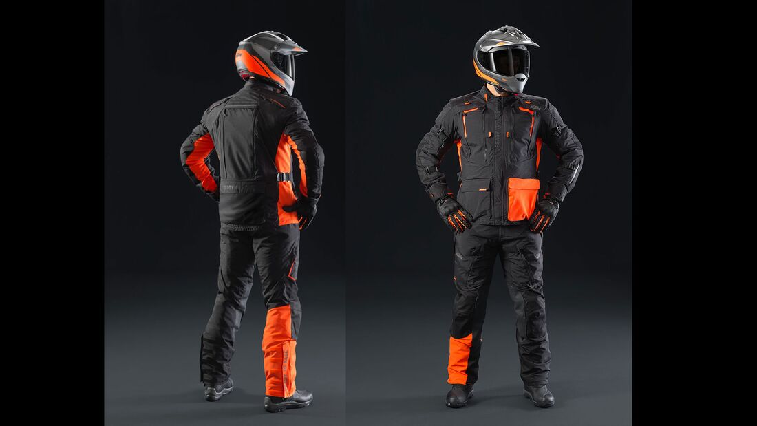 KTM Terra Adventure Fahreranzug