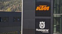 KTM und Husqvarna Firmengebäude