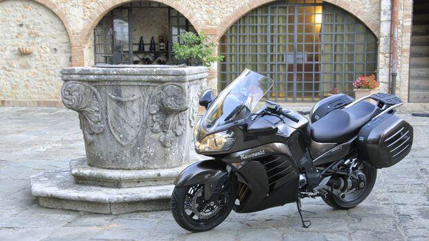 Kawasaki 1400 GTR ZGT40C Gebrauchtkauf