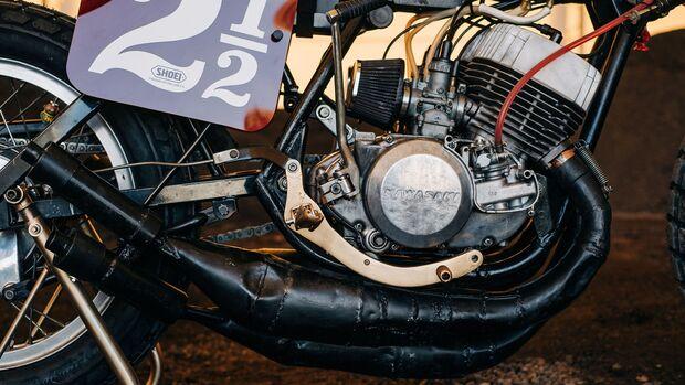 Kawasaki H1 Tracker by Krautmotors