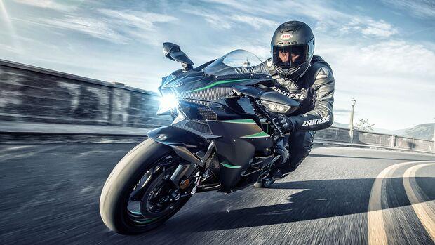 Kawasaki H2 Carbon  2020