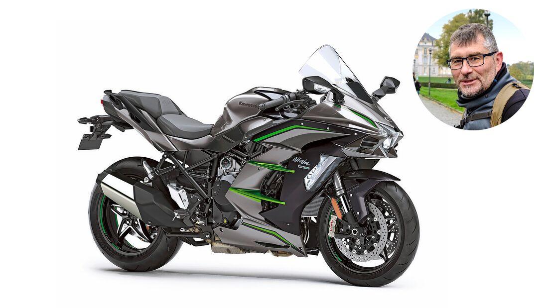 Kawasaki H2 SX SE+.