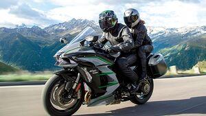 Kawasaki H2 SX SE Tourerpaket