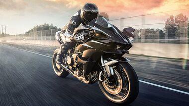 Kawasaki H2R 2020