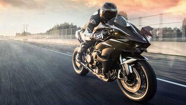 Kawasaki H2R 2022