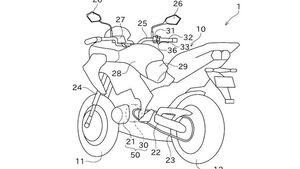 Kawasaki Hybrid Patent