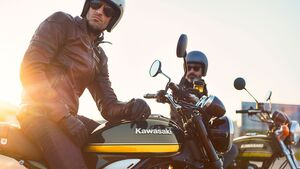 Kawasaki Inspektion