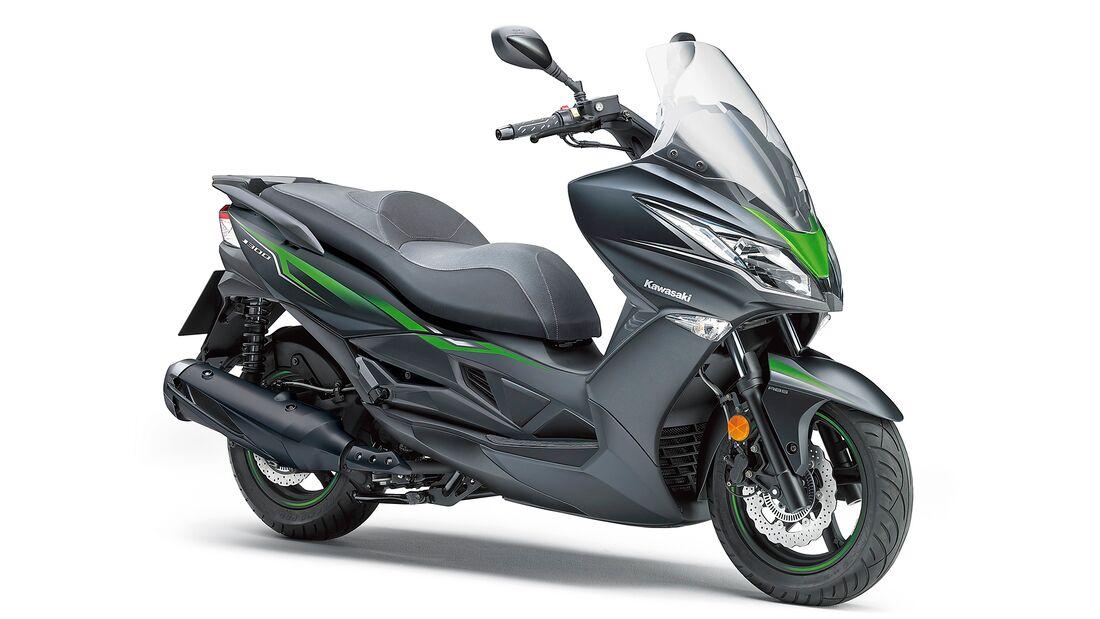 Kawasaki J 300.