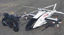Kawasaki K-Racer IV Hubschrauber