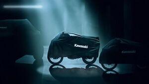 Kawasaki Kanada Teaser Enduro