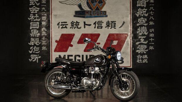 Kawasaki Meguro Teaser