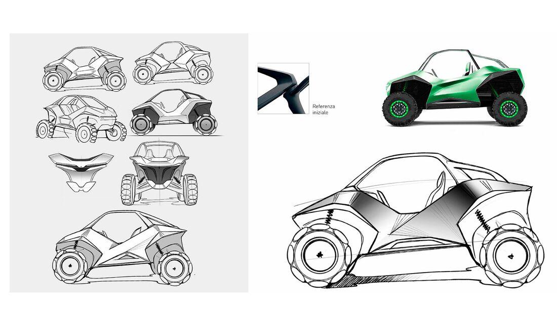 Kawasaki Muteki Designconcept IAAD