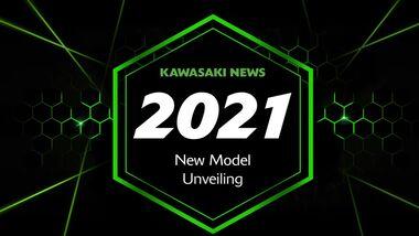 Kawasaki Neuheiten Teaser