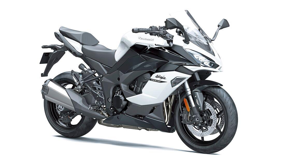 Kawasaki Ninja 1000 SX.