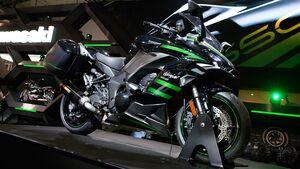 Kawasaki Ninja 1000 SX Eicma 2019