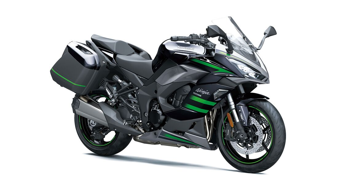 Kawasaki Ninja 1000 SX Modelljahr 2021 Highres