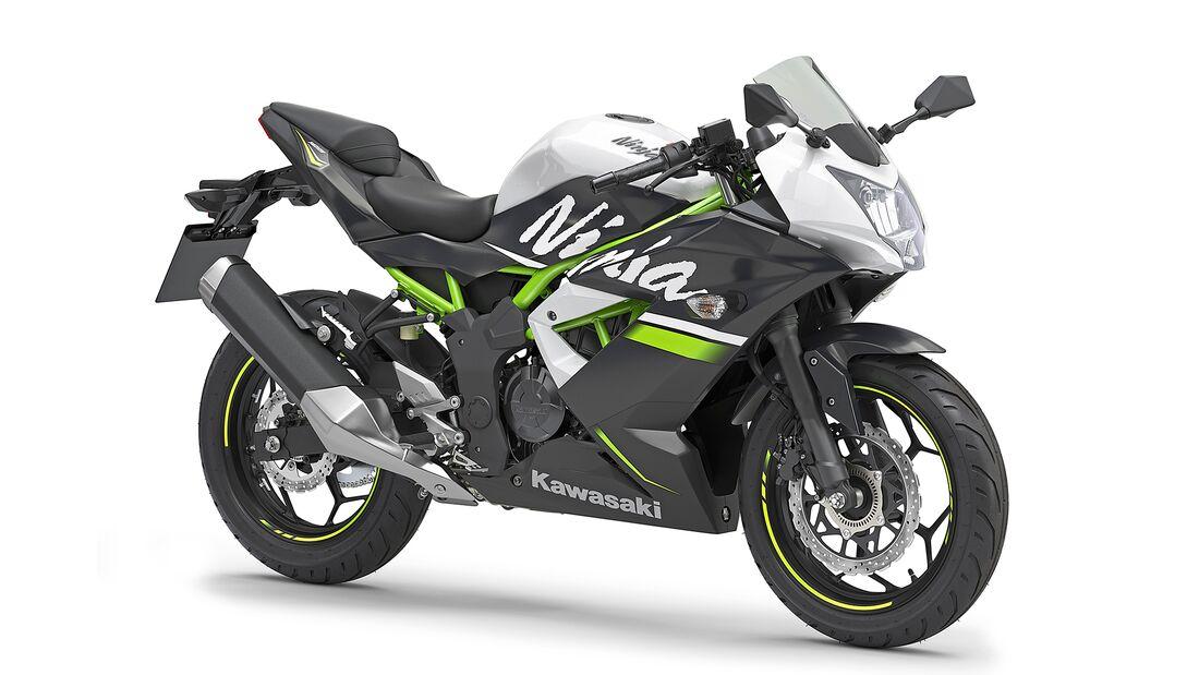 Kawasaki Ninja 125.
