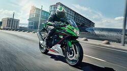 Kawasaki Ninja 125 Modelljahr 2022