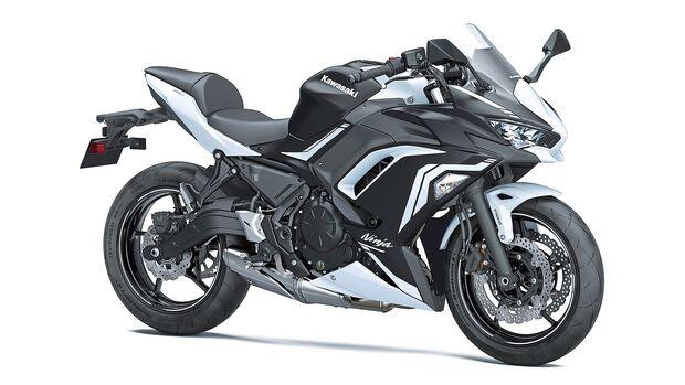 Kawasaki Ninja 650.