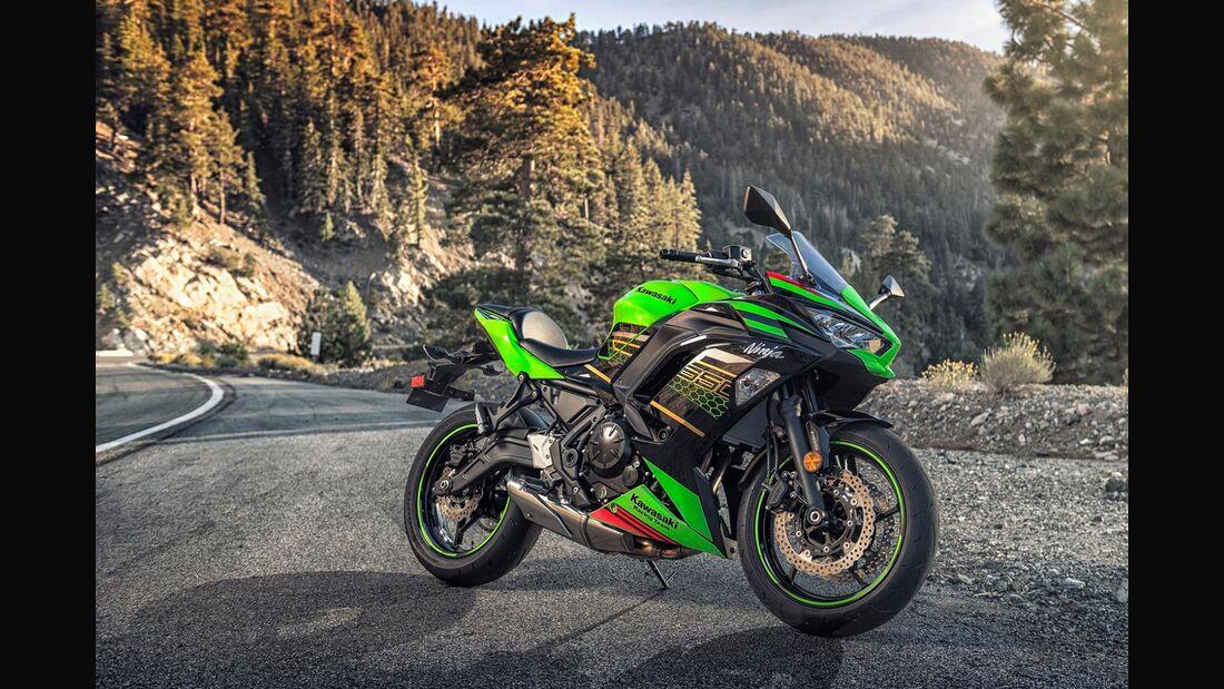 Kawasaki Ninja 650 (2020)