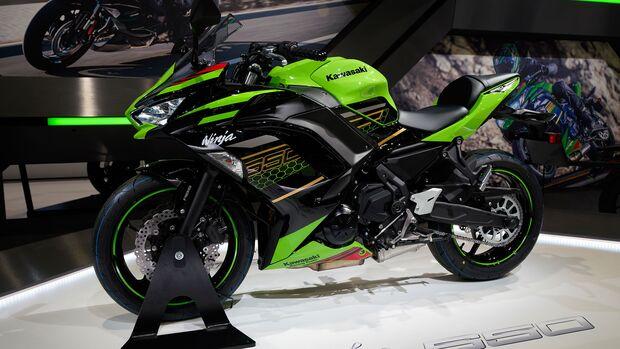 Kawasaki Ninja 650 Eicma 2019