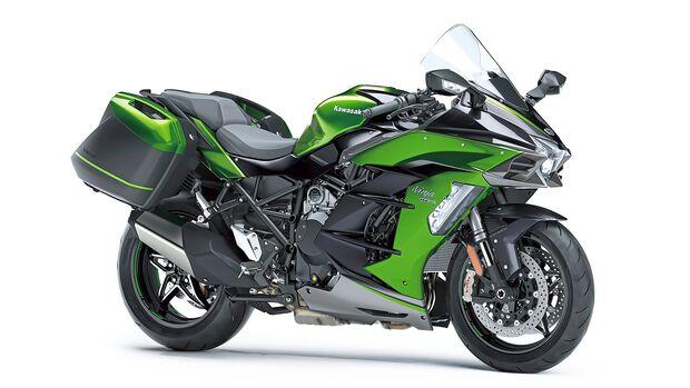 Kawasaki Ninja H2 SX SE.