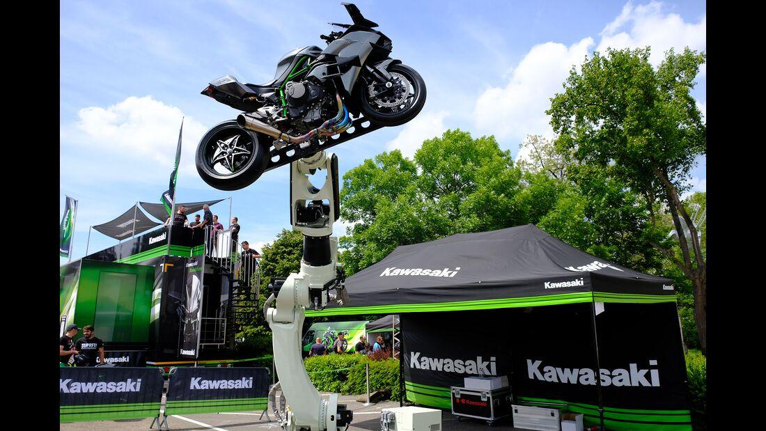 Kawasaki-Roboter Kawasaki Ninja H5