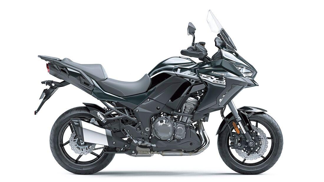 Kawasaki Versys 1000.