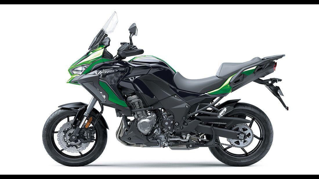 Kawasaki Versys 1000 SE Modelljahr 2021