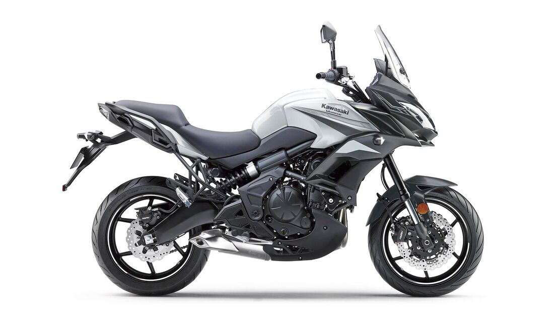 Kawasaki Versys 650.