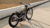 Kawasaki W 175 Custombike Tole Motorworks