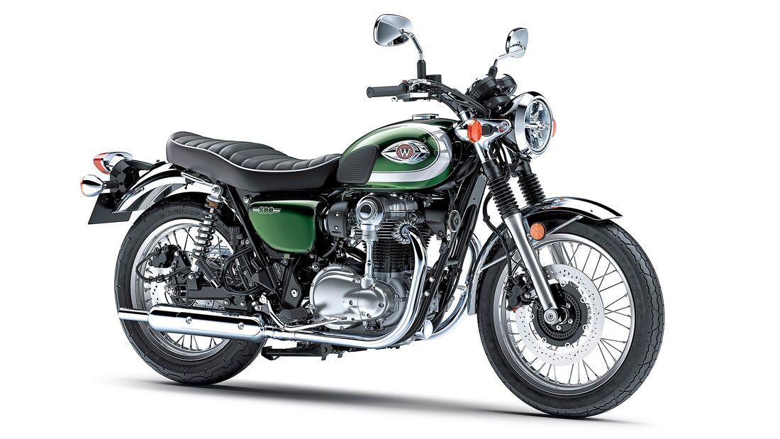Kawasaki W 800.