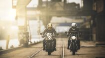 Kawasaki W 800 Cafe vs. Royal Enfield Continental GT 650